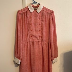 Vintage Red Dreas